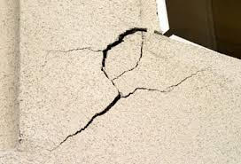 Why does stucco crack?
